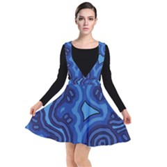 Aboriginal Art   Blue Campsites Other Dresses by hogartharts