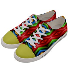 Jester 016  Men s Low Top Canvas Sneakers by moss