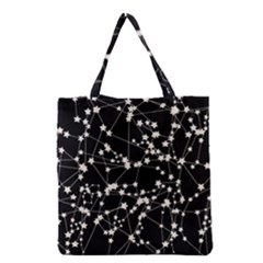 Constellations Grocery Tote Bag