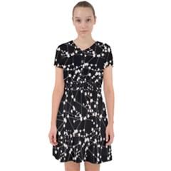 Constellations Adorable In Chiffon Dress by snowwhitegirl