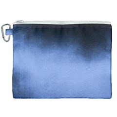 Ombre Canvas Cosmetic Bag (xxl) by Valentinaart