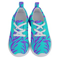 Branches Leaves Colors Summer Running Shoes by Simbadda