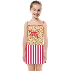 Pop Corn Kids Summer Sun Dress by Wanni