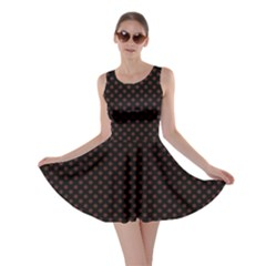Polka Dot Plaid  Skater Dress by chihuahuadresses