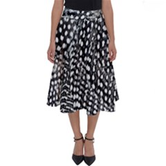 Animal Print Perfect Length Midi Skirt by greenthanet