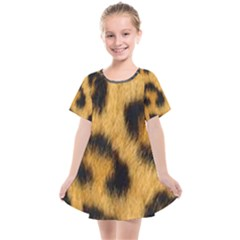Animal Print 3 Kids  Smock Dress by NSGLOBALDESIGNS2
