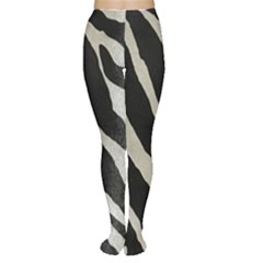 Zebra Print Tights by NSGLOBALDESIGNS2