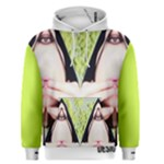 Designed By Revolution Child ,Lime Juice  Men s Pullover Hoodie