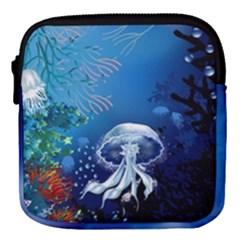 Sea1 Mini Square Pouch by Wanni