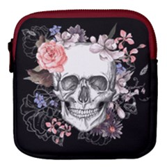 Skull Mini Square Pouch by Wanni