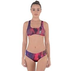 Desert Dreaming Criss Cross Bikini Set