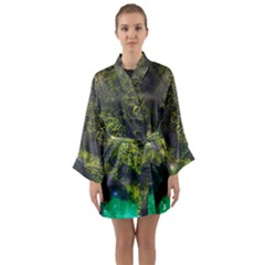Deep In The Reef Long Sleeve Kimono Robe by ArtByAng