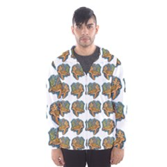 Tommyturt Hooded Windbreaker (men) by ArtByAng