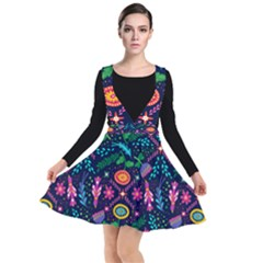 Colorful Pattern Other Dresses by Hansue