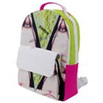 Designed By Revolution Child  Lime Juice  Flap Pocket Backpack (Small)