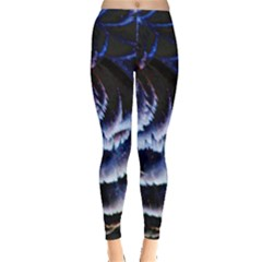 Black Swan Leggings  by greenthanet