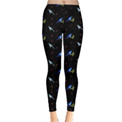 Magpie Leggings  by greenthanet