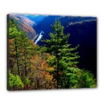 Pa Grand Canyon , South View Canvas 20  x 16  (Stretched)
