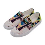 Designed By Revolution Child  Freak Incognito  Women s Canvas Slip Ons