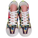 Designed By Revolution Child  Freak Incognito  Women s Hi-Top Skate Sneakers View1