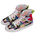 Designed By Revolution Child  Freak Incognito  Women s Hi-Top Skate Sneakers View2
