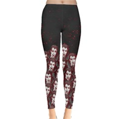 Vampire Leggings  by Wanni