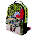 Designed By Revolution Child  Freak Incognito  Flap Pocket Backpack (Small) View1