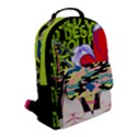 Designed By Revolution Child  Freak Incognito  Flap Pocket Backpack (Small) View2