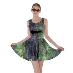 Backdrop Background Abstract Skater Dress