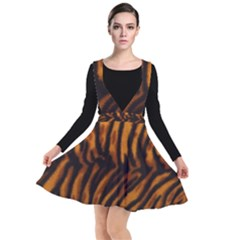 Animal Background Cat Cheetah Coat Other Dresses by Jojostore