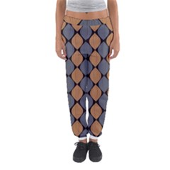 Abstract Seamless Pattern Women s Jogger Sweatpants by Jojostore