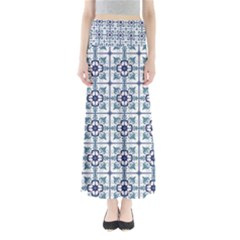Precious Glamorous Creative Clever Full Length Maxi Skirt by Sapixe