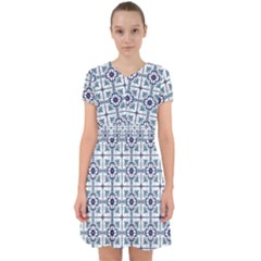 Precious Glamorous Creative Clever Adorable In Chiffon Dress by Sapixe
