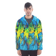 Hbn0001 04 Hooded Windbreaker (men) by HoundB