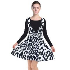 Black And White Leopard Skin Other Dresses by Jojostore