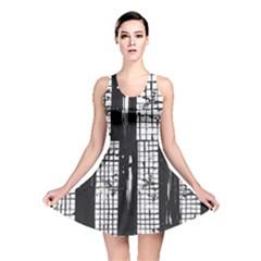 Whitney Museum Of American Art Reversible Skater Dress