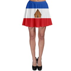 Flag Of Southern Nations, Nationalities, And Peoples  Region Of Ethiopia Skater Skirt by abbeyz71