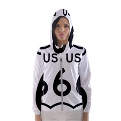 Route 66 Hooded Windbreaker (women) by abbeyz71