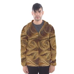 Paper Art Paper Art Eddy Yellow Hooded Windbreaker (men) by Sapixe