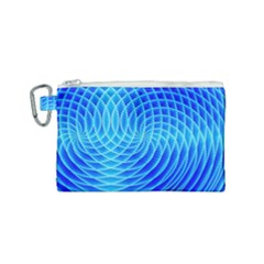 Background Light Glow Abstract Art Canvas Cosmetic Bag (small) by Sapixe