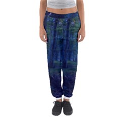 Beeches Tree Forest Beech Shadows Women s Jogger Sweatpants