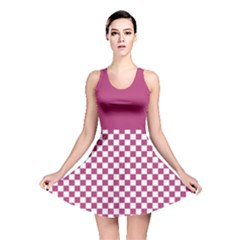 Harajuku Check Reversible Skater Dress by chihuahuadresses