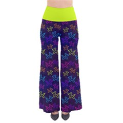 Neon Dogs So Vintage Palazzo Pants by TwisterSister