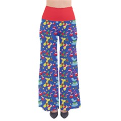 Merry Balloon Animals So Vintage Palazzo Pants by TwisterSister