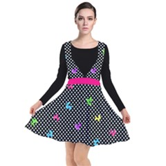 Polka Dogs Other Dresses by TwisterSister
