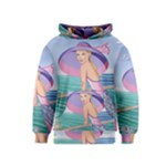 Palm Beach Purple Fine Art Sharon Tatem Fashion Apparel and Products Kids  Pullover Hoodie