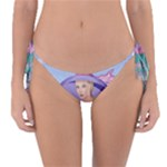 Palm Beach Purple Fine Art Sharon Tatem Fashion Apparel and Products Reversible Bikini Bottom