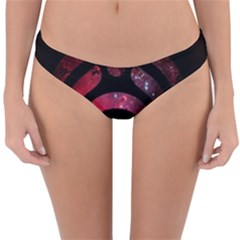 Nectar Galaxy Nebula Reversible Hipster Bikini Bottoms by Bejoart