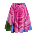 Roses Collections High Waist Skirt