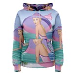 Palm Beach Purple Fine Art Sharon Tatem Fashion Apparel and Products Women s Pullover Hoodie